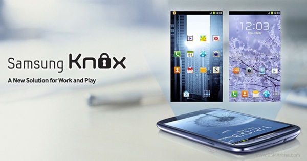 US DoD approves BB10 and Samsung Knox
