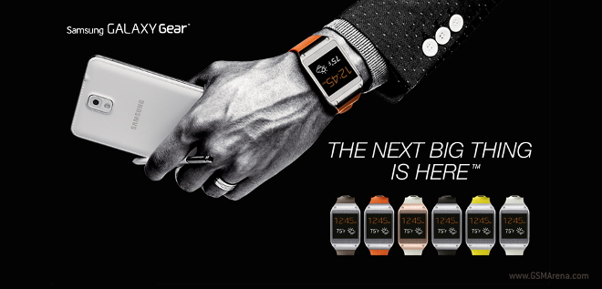 Samsung on the fence about price of Galaxy Gear 2